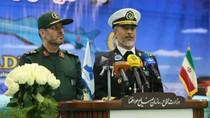 Hải quân Iran chính thức trang bị tên lửa hành trình chống hạm tầm xa Ghadir