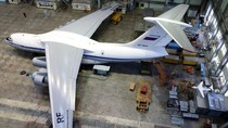 Nga dùng tiền Trung Quốc để sản xuất máy bay vận tải IL-76 mới?