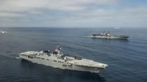 Nhật-Mỹ-Australia sẽ tổ chức tập trận chung ở Biển Đông vào tháng 2/2016