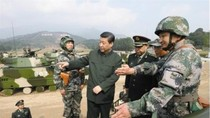 Chiến khu Nam phụ trách Hồng Kông, Ma Cao và độc chiếm Biển Đông