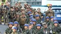 """Mỹ-Hàn tập """"tấn công"""" Triều Tiên, Trung Quốc kéo máy bay ném bom ra biên giới"""