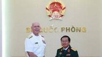 """Báo Hồng Kông, Trung Quốc """"xì xào"""" về hợp tác quốc phòng Việt - Mỹ"""