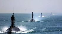 Báo Mỹ: Tàu ngầm Trung Quốc ẩn núp ở rãnh biển của Biển Đông