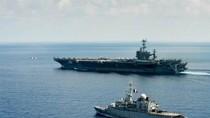 Báo Đài Loan: Hải quân Mỹ-Pháp tuần tra chung trên Biển Đông