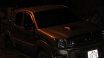 Cảnh sát 113 truy đuổi 2 đối tượng đi ô tô bắn người trong đêm