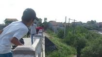 Nghệ An: Phát hiện xác thiếu nữ đang phân hủy trôi trên sông