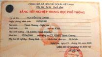 Nghệ An: Hàng loạt cán bộ thi trượt vẫn có bằng tốt nghiệp