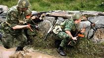 Hải quân đánh bộ Nga trang bị áo giáp bơi