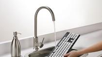 Logitech giới thiệu bàn phím chống nước K310