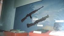 Điểm lại những loại vũ khí đầu tiên của lực lượng CAND Việt Nam