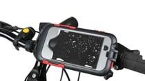 Độc đáo những giá đỡ iPhone trên xe đạp