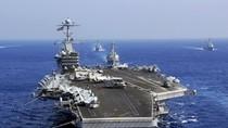 Mỹ dẫn đầu 25 nước sắp tập trận gần bờ biển Iran