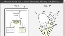 """Microsoft đăng ký sáng chế """"đập"""" vào màn hình để tắt chuông điện thoại"""