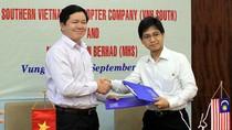 Ký kết hợp tác với hãng trực thăng Malaysia