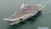 Vệ tinh Mỹ đã chụp được ảnh Trung Quốc đóng tàu sân bay hạt nhân?