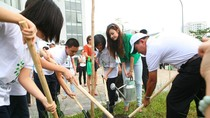 Vinamilk phát động Quỹ 1 triệu cây xanh cho Việt Nam tại Hà Nội