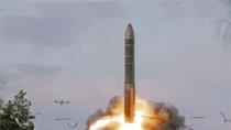 Tên lửa đạn đạo xuyên lục địa của Nga đã được phóng thành công