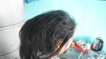 Sau khi sinh con, một phụ nữ Hải Dương bỗng nhiên có mái tóc.. 'sư tử'