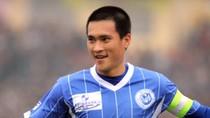 Góc ảnh đẹp về người hùng và tiền đạo số 1 của bóng đá Việt Nam