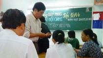 Bộ Giáo dục tiếp tục chấn chỉnh tình trạng lạm thu