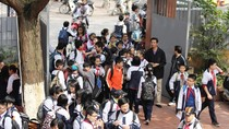 Sở GTVT Hà Nội thừa nhận: Đổi giờ học chỉ là một giải pháp tình thế.