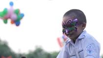 Chùm ảnh: Trẻ thơ ngộ nghĩnh chào đón ngày Tết Trung thu