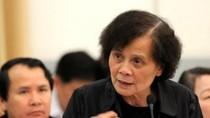 """GS Hoàng Xuân Sính: """"Tại sao Bộ GD lại dồn trường NCL vào thế bí?"""""""