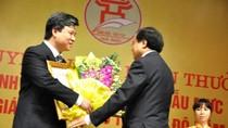 Phong nhà giáo ưu tú cho lãnh đạo Sở GD&ĐT Hà Nội