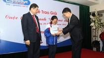 """Học sinh Hà Vy Anh giành giải nhất cuộc thi vẽ tranh """"Ước mơ của em"""""""