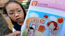 Bộ Giáo dục 'phản ứng nhanh' với cuốn sách in cờ Trung Quốc