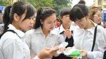 6 môn thi tốt nghiệp THPT 2013 chính thức công bố