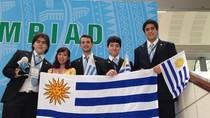 Chia sẻ thú vị về Việt Nam của 4 chàng trai đội tuyển Oympic Uruguay