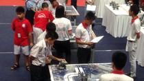 Trường Nguyễn Tất Thành giành giải nhất Robothon toàn quốc