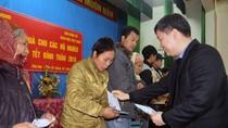 Báo Giáo dục Việt Nam mang Tết yêu thương đến với đồng bào nghèo