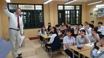 Một giờ học với thầy giáo người Israel