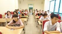 98.22% thí sinh đến làm thủ tục dự thi THPT Quốc gia