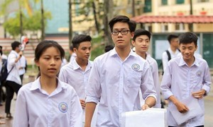 Bộ Giáo dục nói công an đang mở rộng điều tra sai phạm thi quốc gia