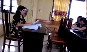 Vụ giáo viên tố hiệu trưởng Yên Sơn trù dập, lộ nhiều khoản thu chi bất minh