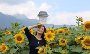 Hà Nội nắng gắt, dân Thủ đô đổ về xứ lạnh Sa Pa