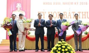 Thủ tướng phê chuẩn nhân sự hai cơ quan