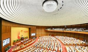Hôm nay, Quốc hội khai mạc kỳ họp thứ 6, ngày đầu sẽ bầu Chủ tịch nước