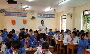 Thầy Phạm Văn Thái, thầy giỏi dạy môn Hóa