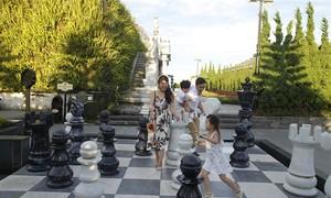 Đi thôi, gói ưu đãi mùa thu của khách sạn Làng Pháp chưa bao giờ hấp dẫn đến thế