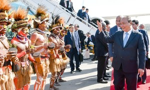 Thủ tướng nêu 5 vấn đề thảo luận tại các nền kinh tế APEC