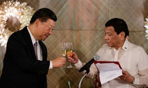 """Philippines liệu có sa bẫy """"cùng khai thác"""" của Trung Quốc trên Biển Đông?"""