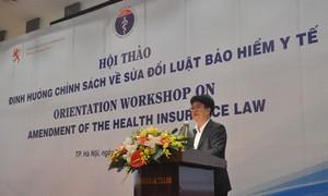 Tìm giải pháp khắc phục những tồn tại của Luật Bảo hiểm y tế