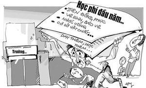 Trường Lương Thế Vinh bị đề nghị kiểm điểm rút kinh nghiệm