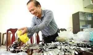 Đà Nẵng đổi muỗng không rãnh để ngăn ngộ độc thực phẩm