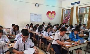 Học sinh Sài Gòn tăng tốc ôn luyện cho kỳ thi quốc gia năm 2019