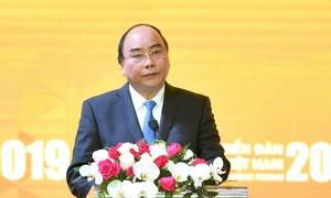 Thủ tướng dự phiên đối ngoại chính sách cấp cao của Diễn đàn Kinh tế Việt Nam